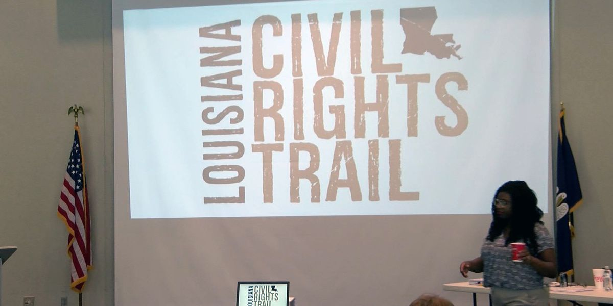 Residents weigh in on what should be included on Louisiana Civil Rights Trail