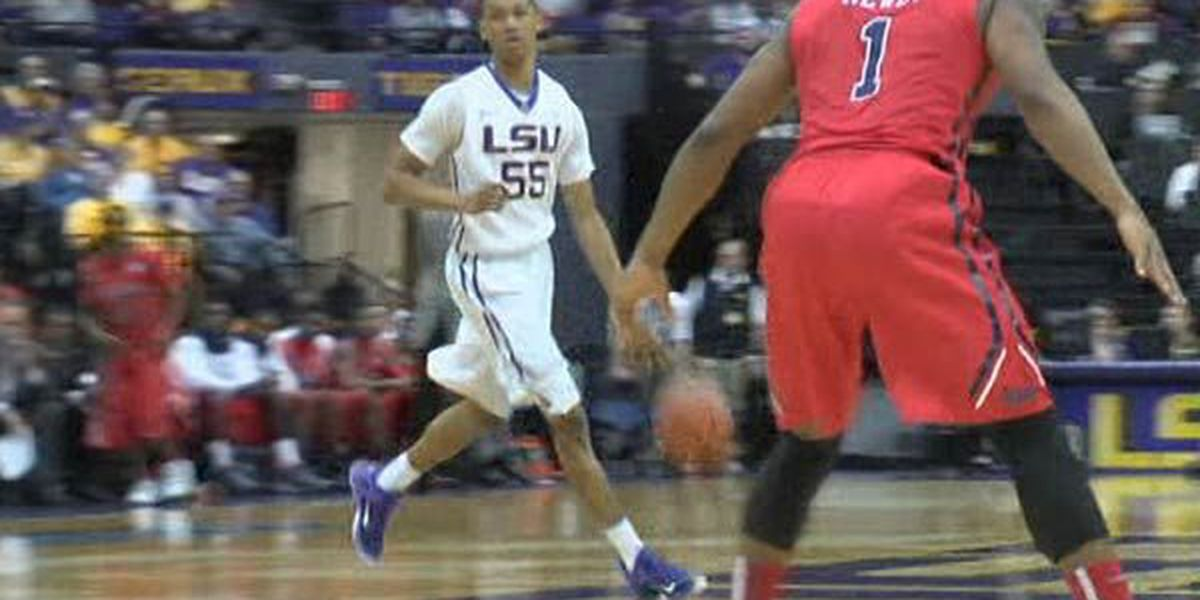LSU and Wake Forest tip-off time changed
