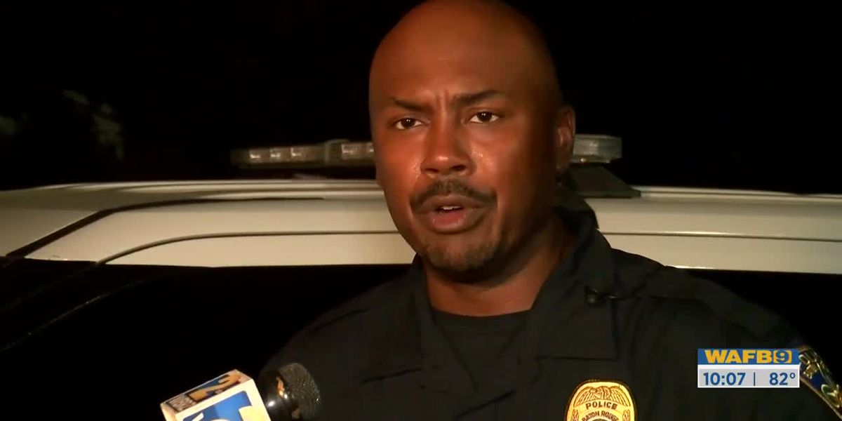 BRPD says it's cracking down on large gatherings