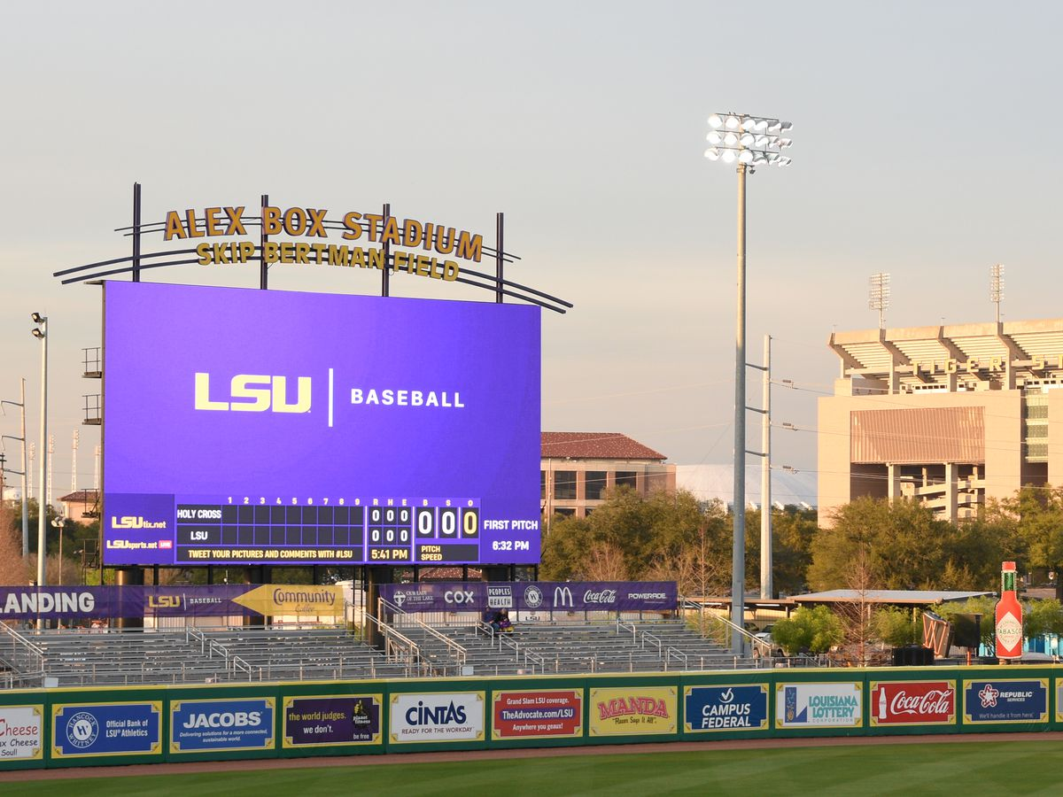 LSU's Bill Franques talks about what it's been like dealing with no baseball