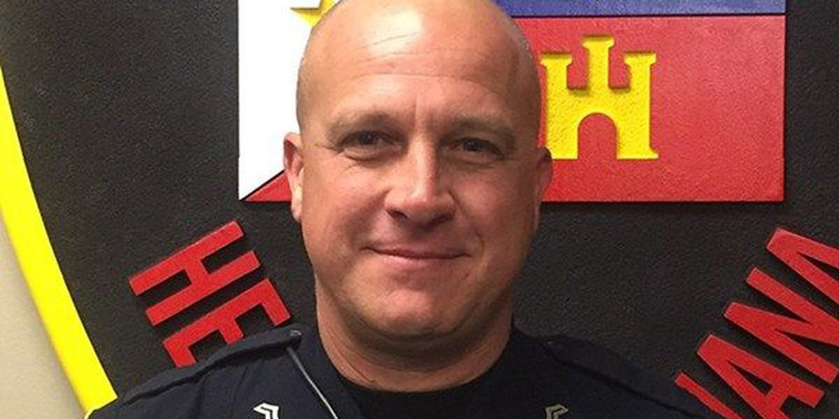 Slain Lafayette police officer to be laid to rest