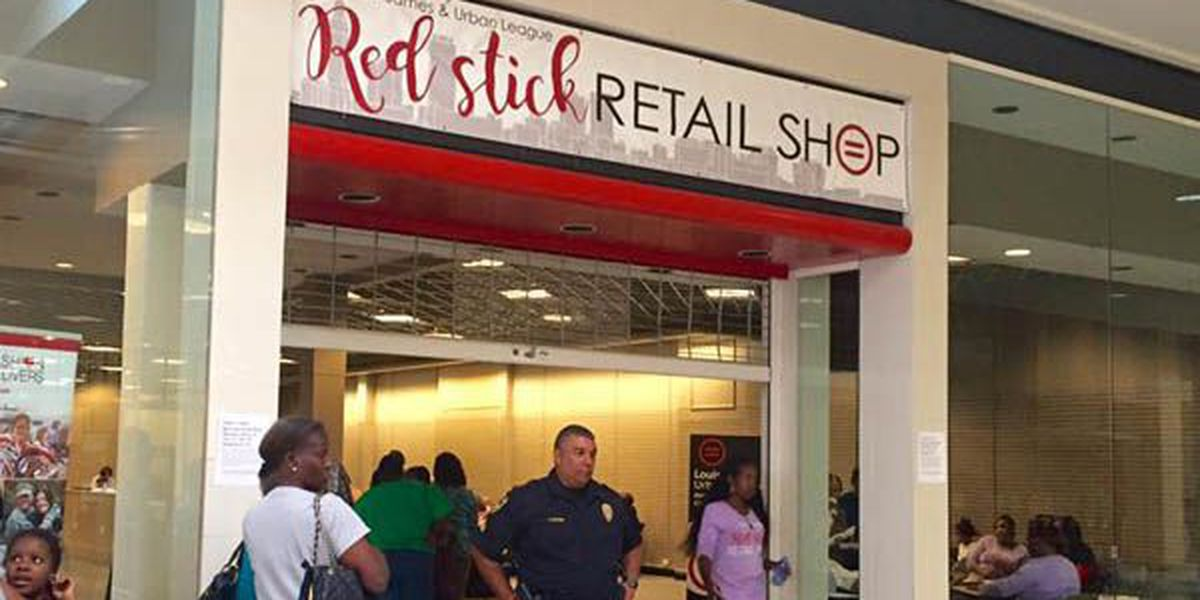 Red Stick Retail Shop reopens to clear stock, make room for new shipments