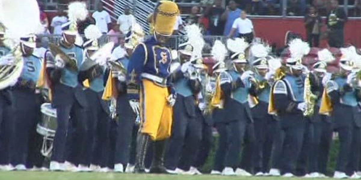 SU's 'Human Jukebox' to give first performance at a BR high school game