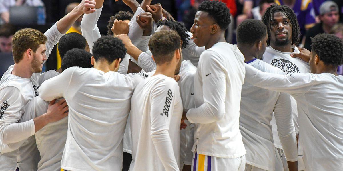 11019346929 LSU basketball earns No. 3 in seed NCAA Tournament