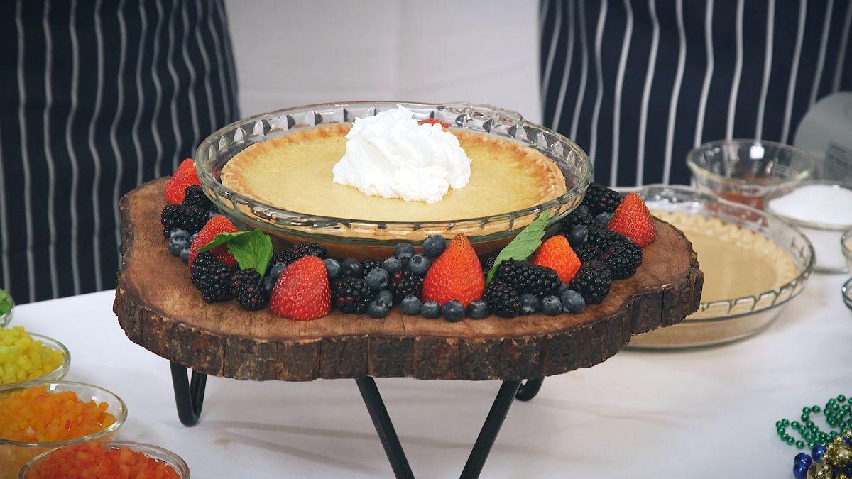 Port Hudson Buttermilk Pie