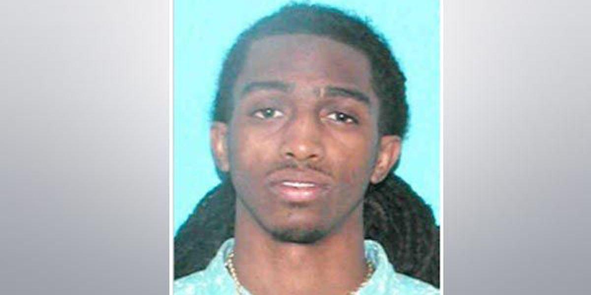 Lafayette Police issue an arrest warrant for alleged murder suspect