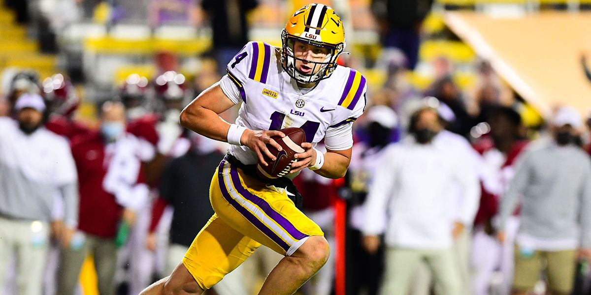 Coach O: 'Looks like' Max Johnson will start at QB against Florida but final decision not made