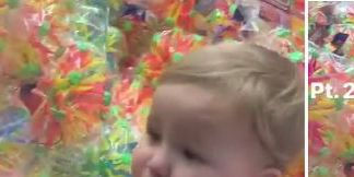 Boy, 2, rescued from claw machine after crawling inside