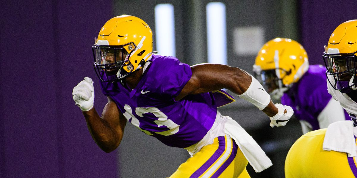 REPORT: LSU senior LB Ray Thornton has entered the transfer portal