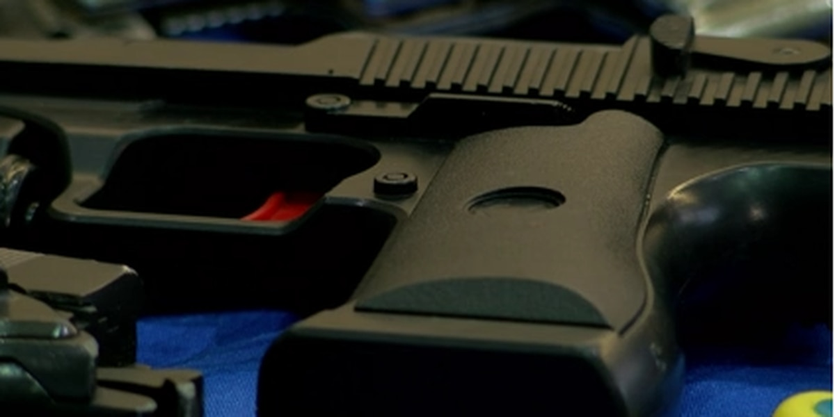 TSA parades weapons, banned items confiscated in New Orleans