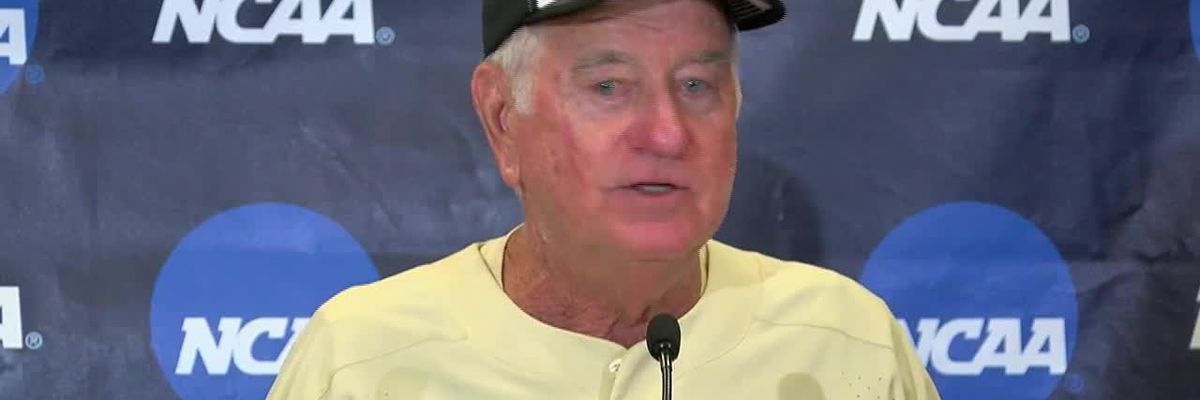 POST GAME: Mike Martin FSU Baseball