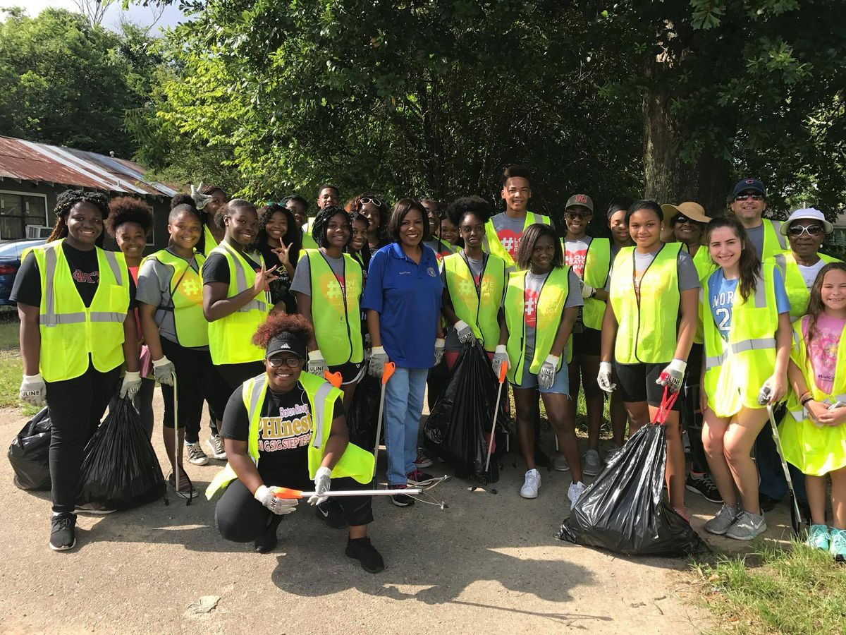 Nearly 330k lbs. of debris collected during Mayor Broome's Operation Fresh Start