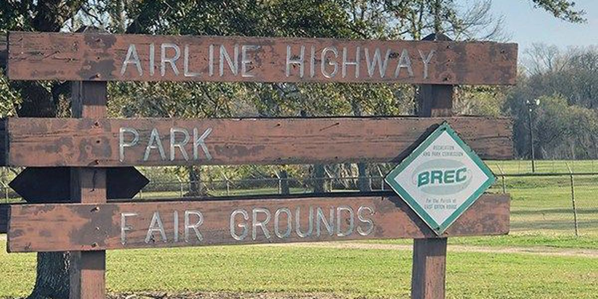 BREC leaders seek public input for redesign of Airline Highway Park Fair Grounds