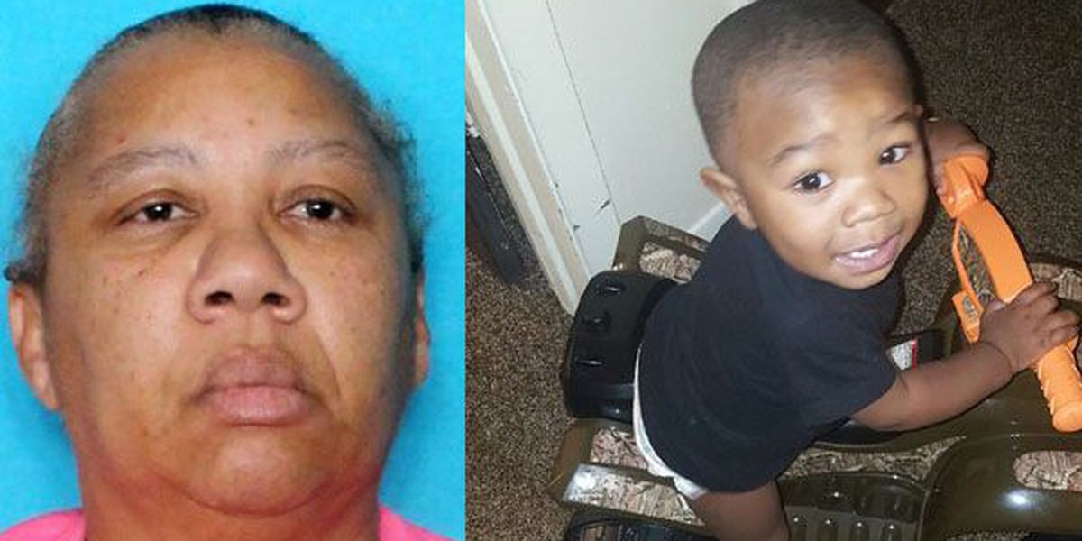 Grandmother, toddler found after heading to home off Scenic Hwy.