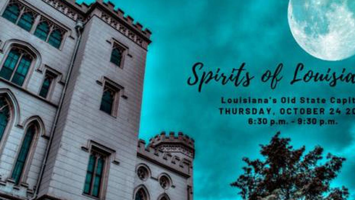 Louisiana's Old State Capitol hosts 4th Annual Spirits of Louisiana Gala