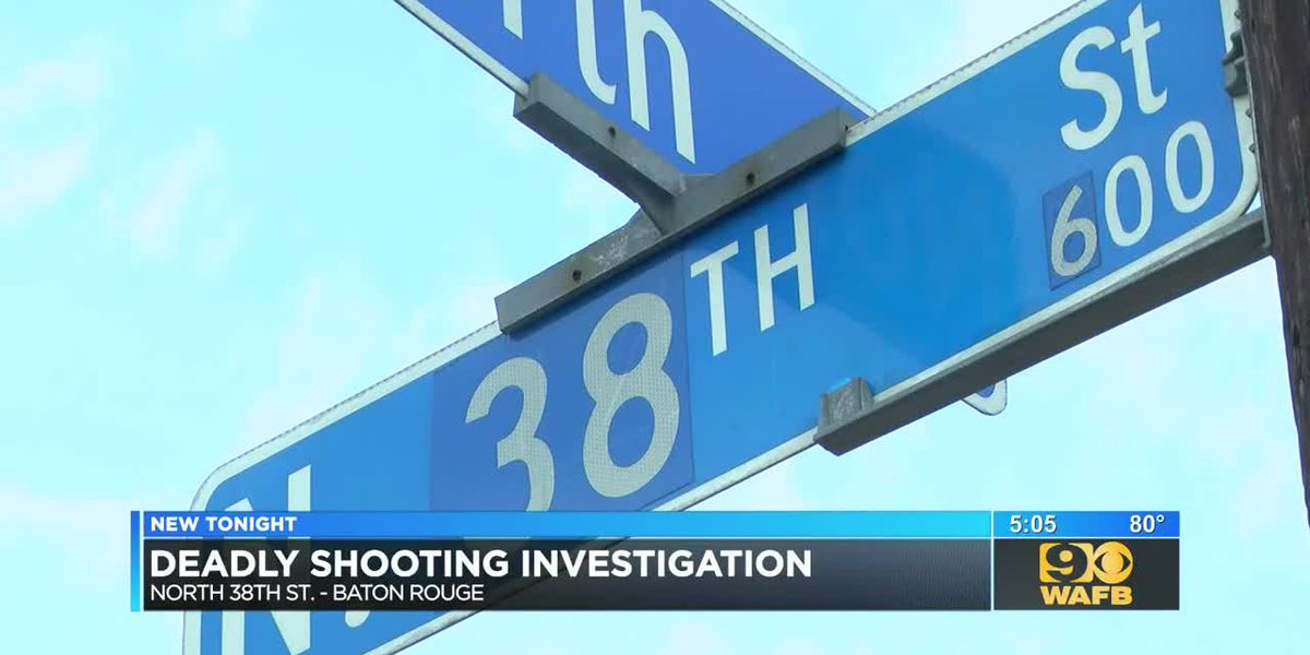Police investigating after body found on N 38th Street.