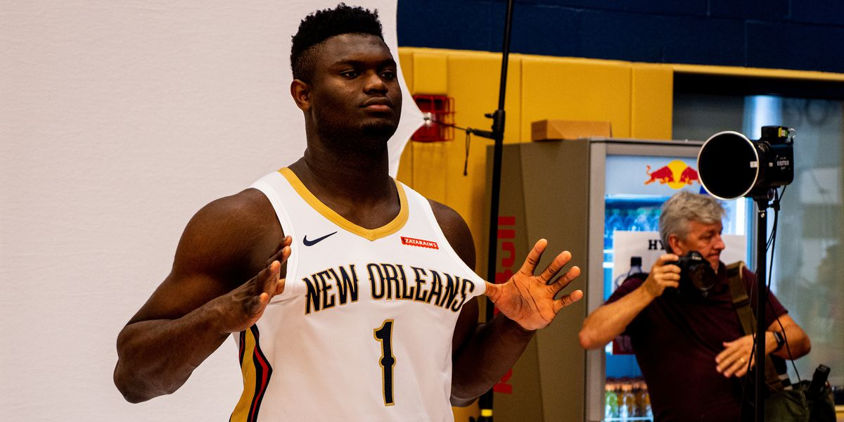 Zion 'just getting started' on a promising NBA career