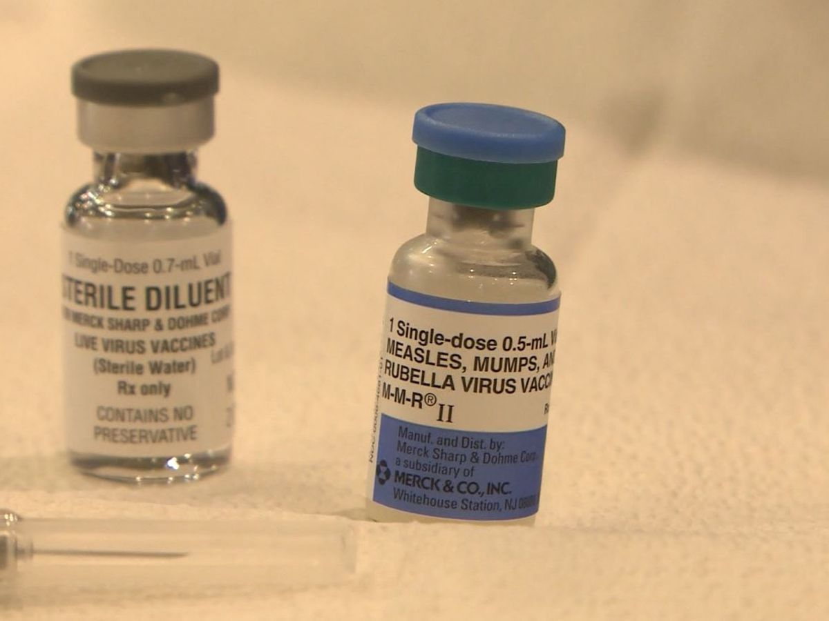 US measles cases hit highest mark in 25 years
