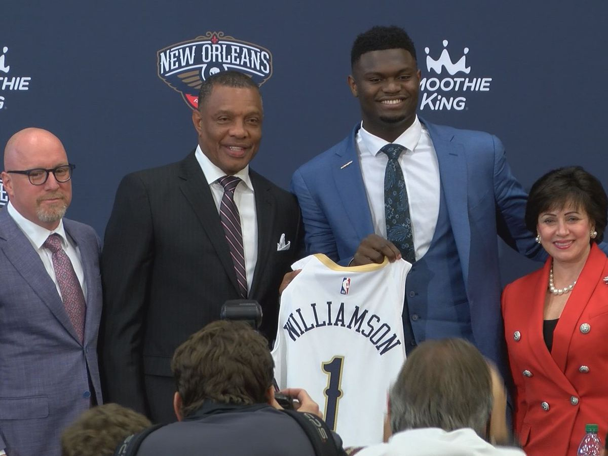 Zion Williamson out for rest of NBA Summer League, Pelicans announce