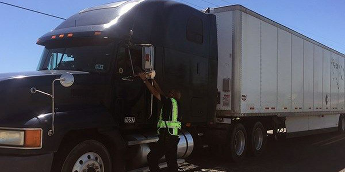 Lower weight restrictions on Hwy. 1 bridge delay commercial truck drivers