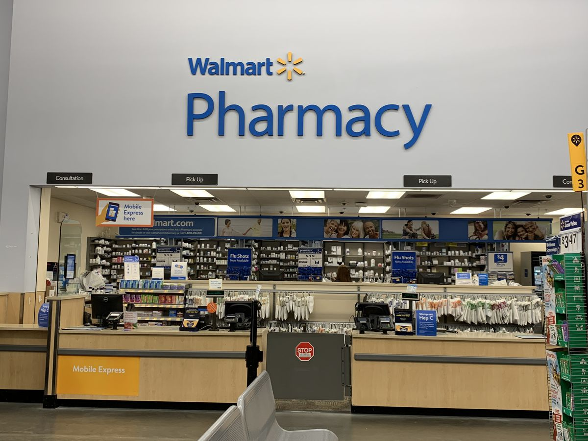 Walmart and Sam's Club Stores Administering COVID-19 Vaccines in Louisiana