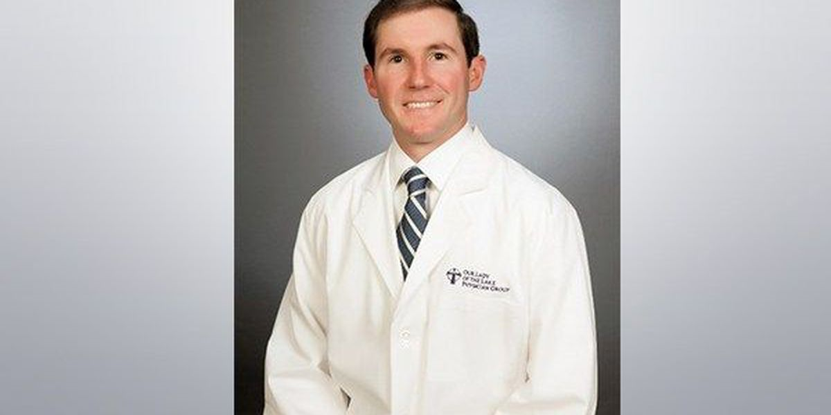 Our Lady of the Lake welcomes new doctor to Louisiana Cardiology Associates