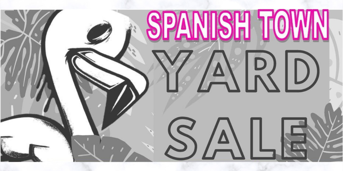 Flock to Spanish Town once again for annual neighborhood yard sale