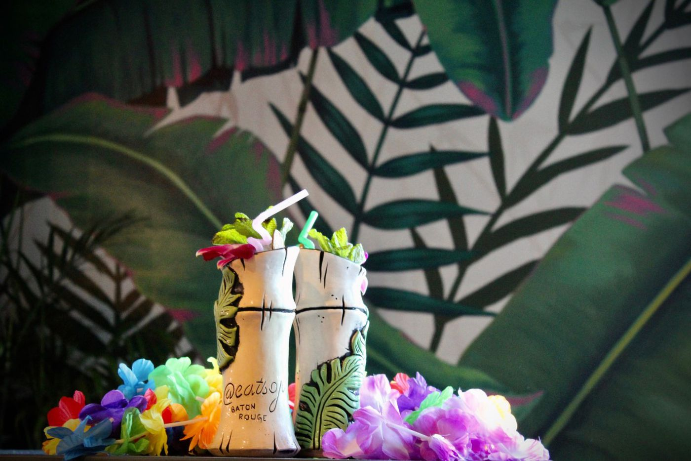 Omar Girona, owner of Oakwash, is bringing tiki mugs to his home town during a limited edition release at Soji: Modern Asian.