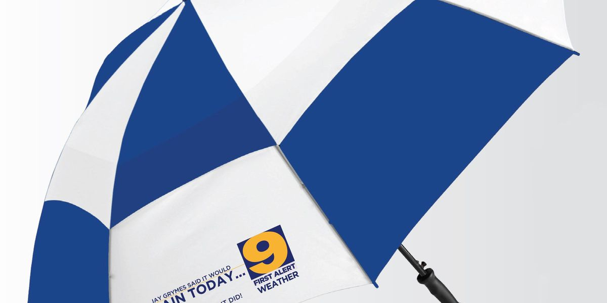 WAFB Umbrella A Day Giveaway Official Contest Rules