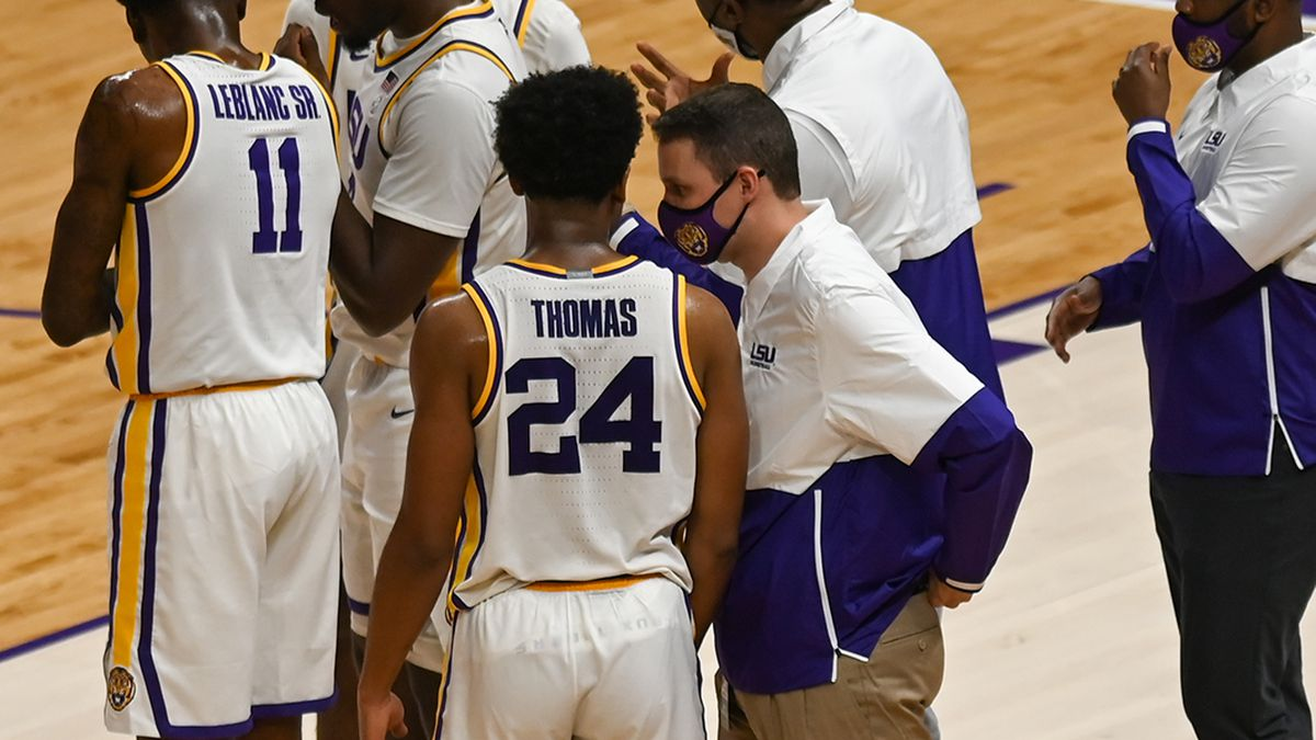 LSU makes late run in 78-66 win over Texas A&M