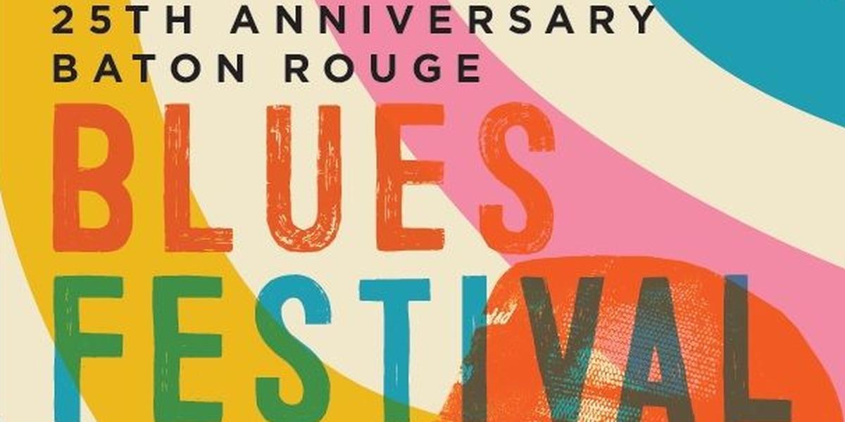 Baton Rouge Blues Foundation presents 25th Annual Blues Fest
