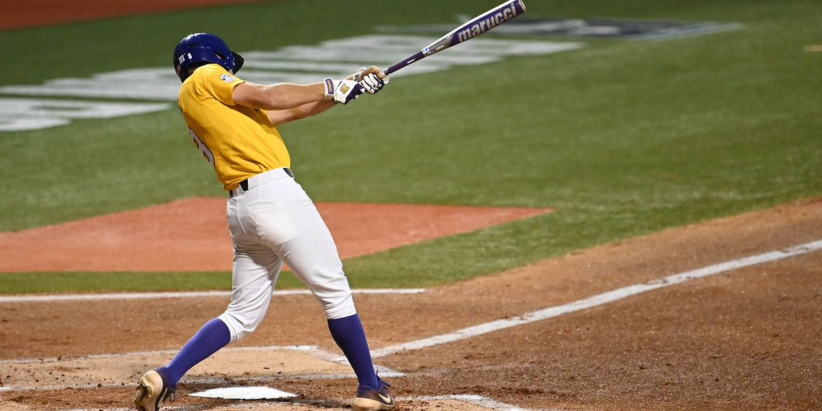 LSU outfielder Antoine Duplantis selected by New York Mets