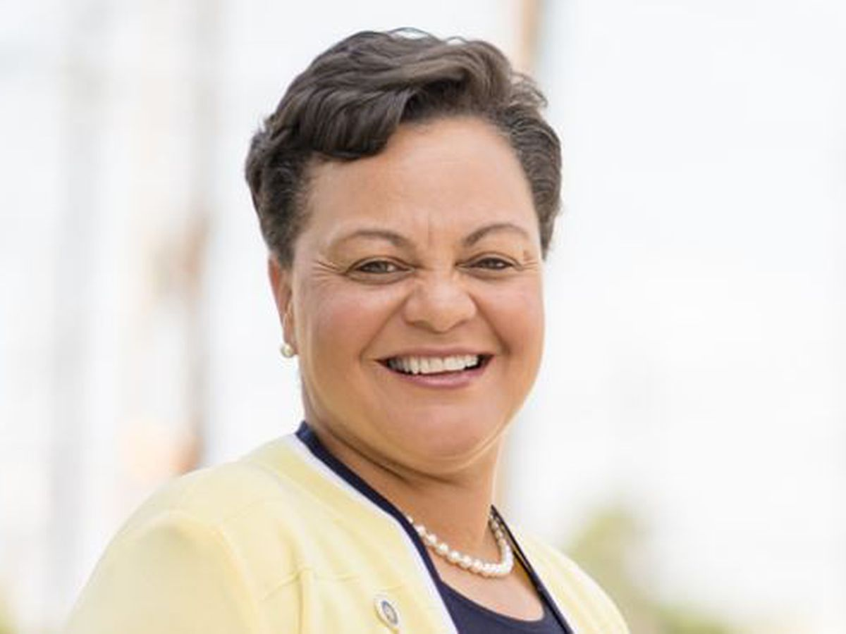 Karen Carter Peterson declares a run for Congressman Cedric Richmond's seat