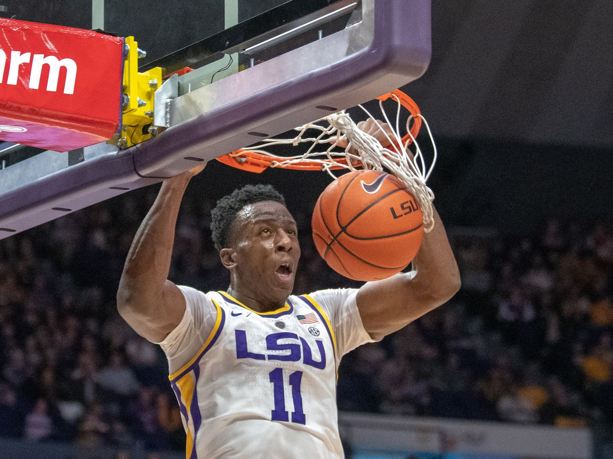 LSU's Bigby-Williams earns SEC weekly honor