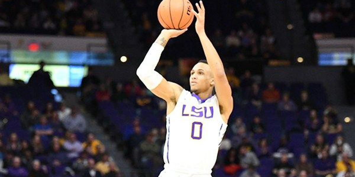 LSU falls 73-64 to Florida on the road