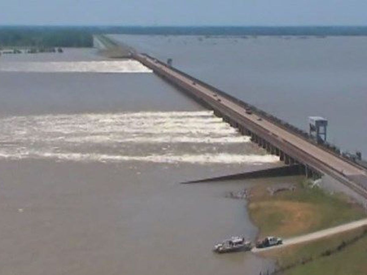 Morganza Spillway likely to be opened for third time in history