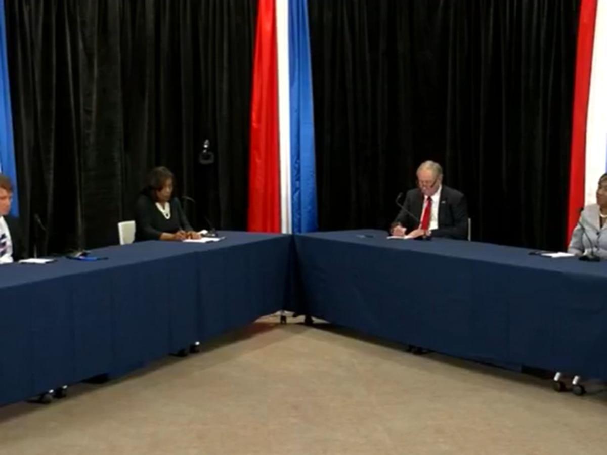 BRAC holds debate with several EBR mayoral candidates