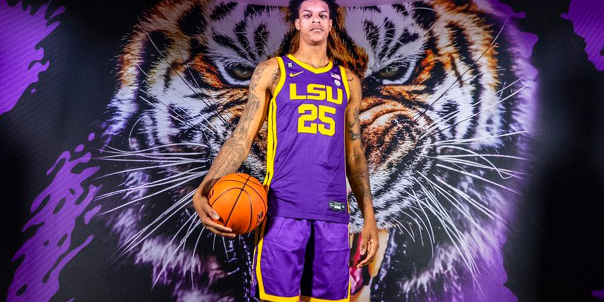 Shaquille O'Neal's son, Shareef, is officially an LSU Tiger