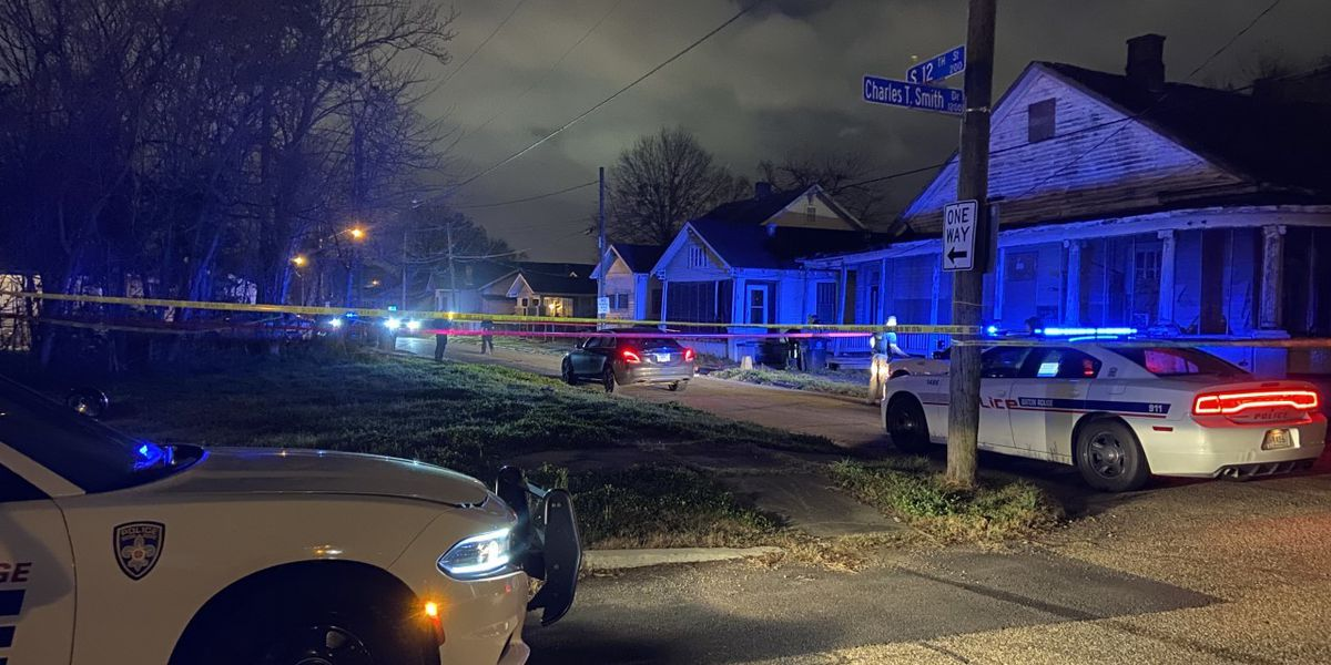 BRPD responding to shooting on S. 12th near Charles T. Smith