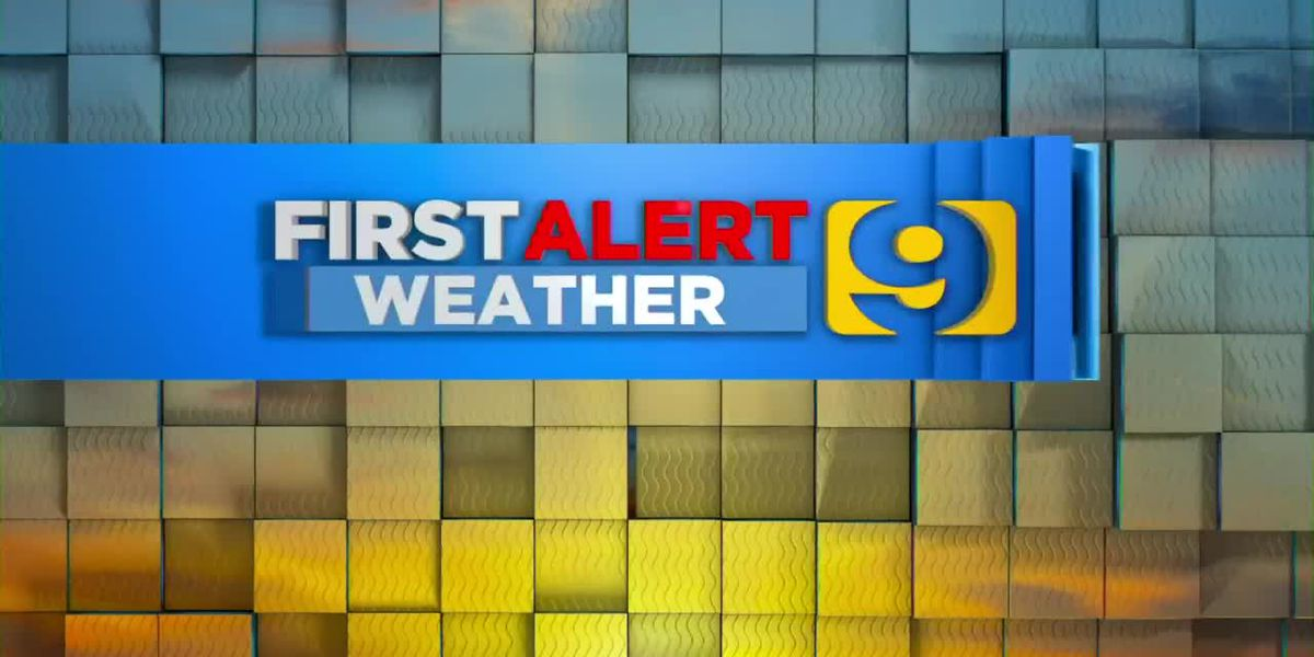 FIRST ALERT FORECAST: Dry and chilly, rain returns Friday