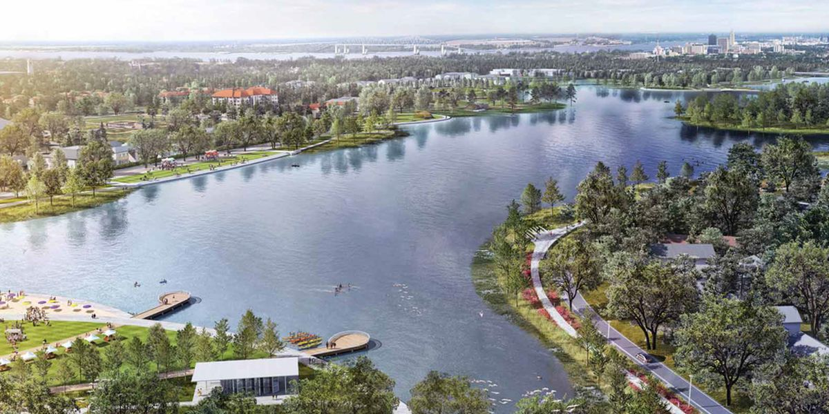 Phase 1 work to begin on University Lakes project