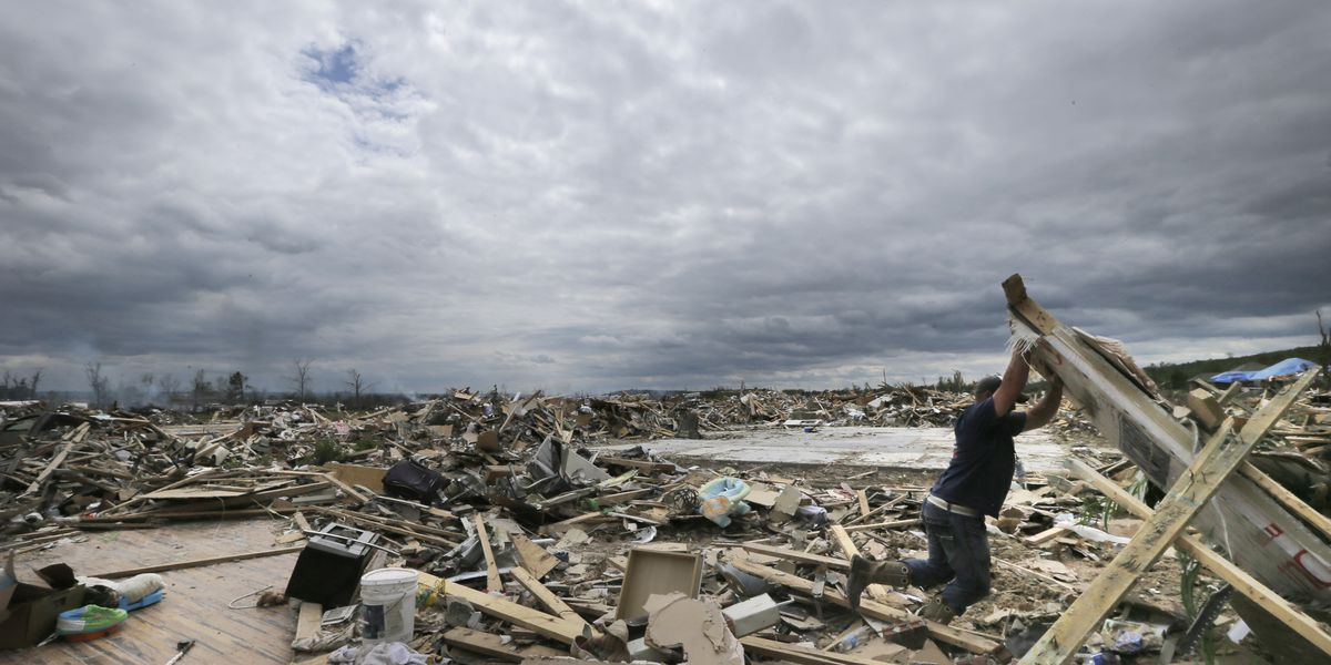 Tornadoes are spinning up farther east in US, study finds