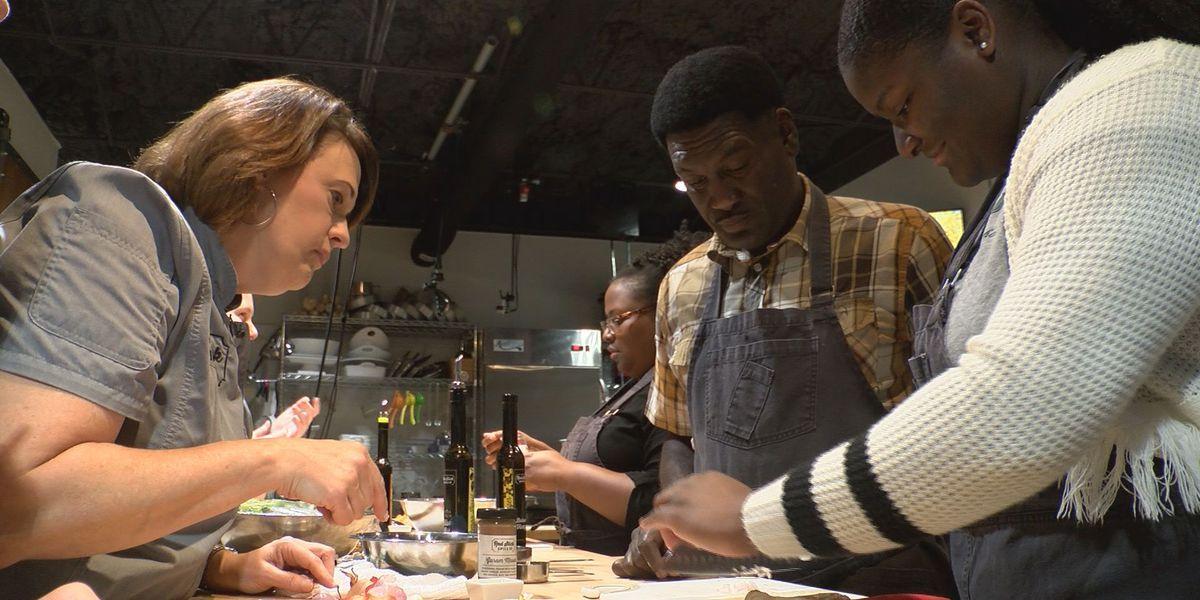 Cooking class helps diabetes patients eat healthier without sacrificing flavor