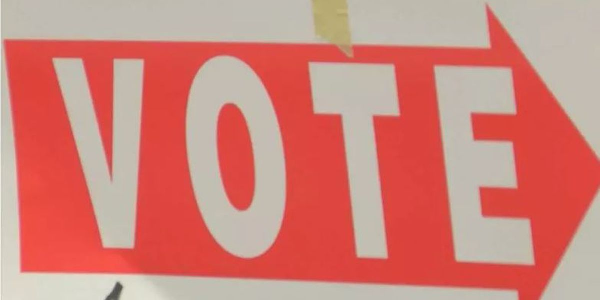 Last day to register to vote in-person is Wednesday
