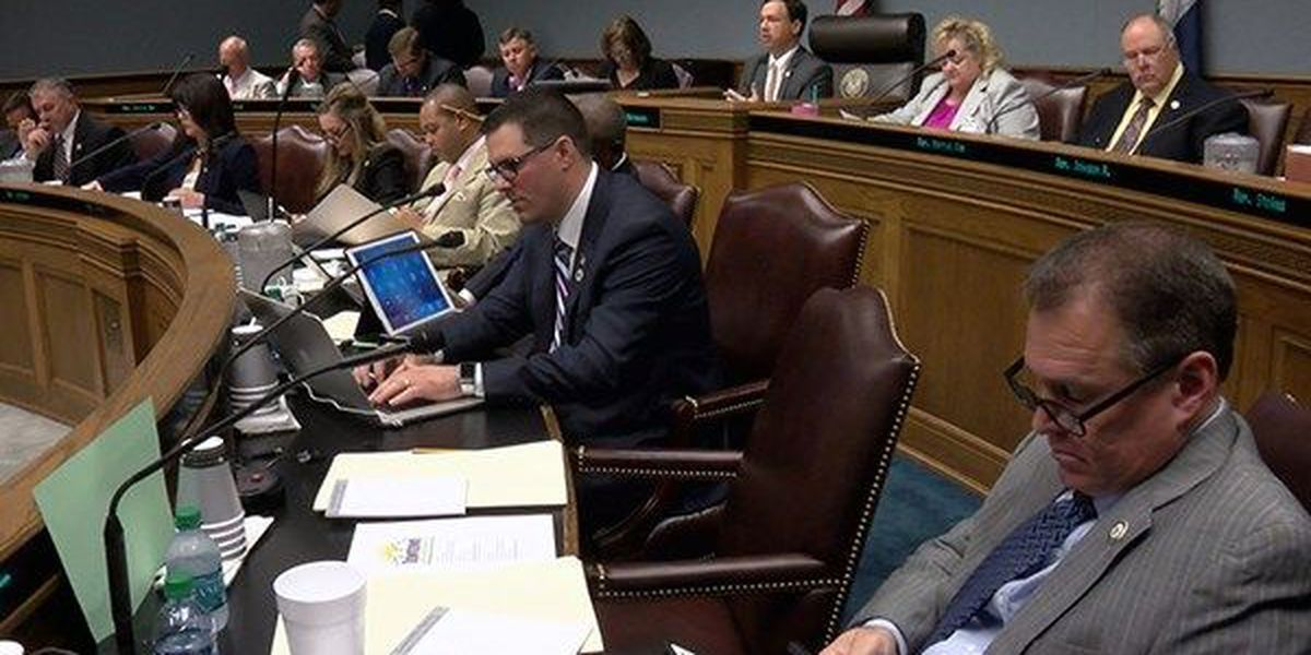 Possible changes to individual income tax discussed during second day of session