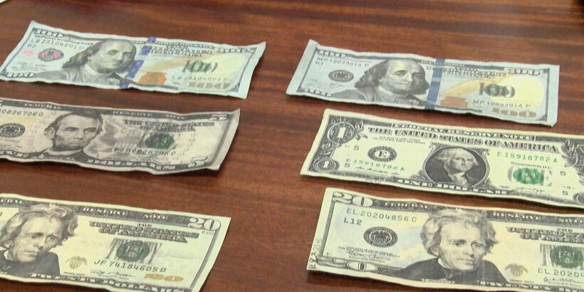 Police see rise in counterfeit currency in SWLA