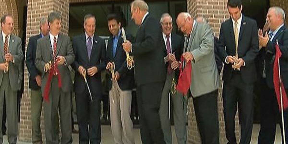 Historic renovation completed at LSU Ag Center