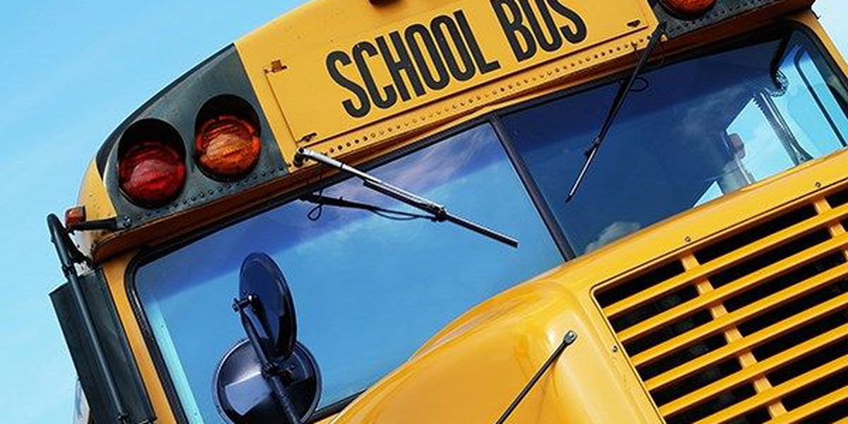 Child in critical condition after being hit while waiting for school bus