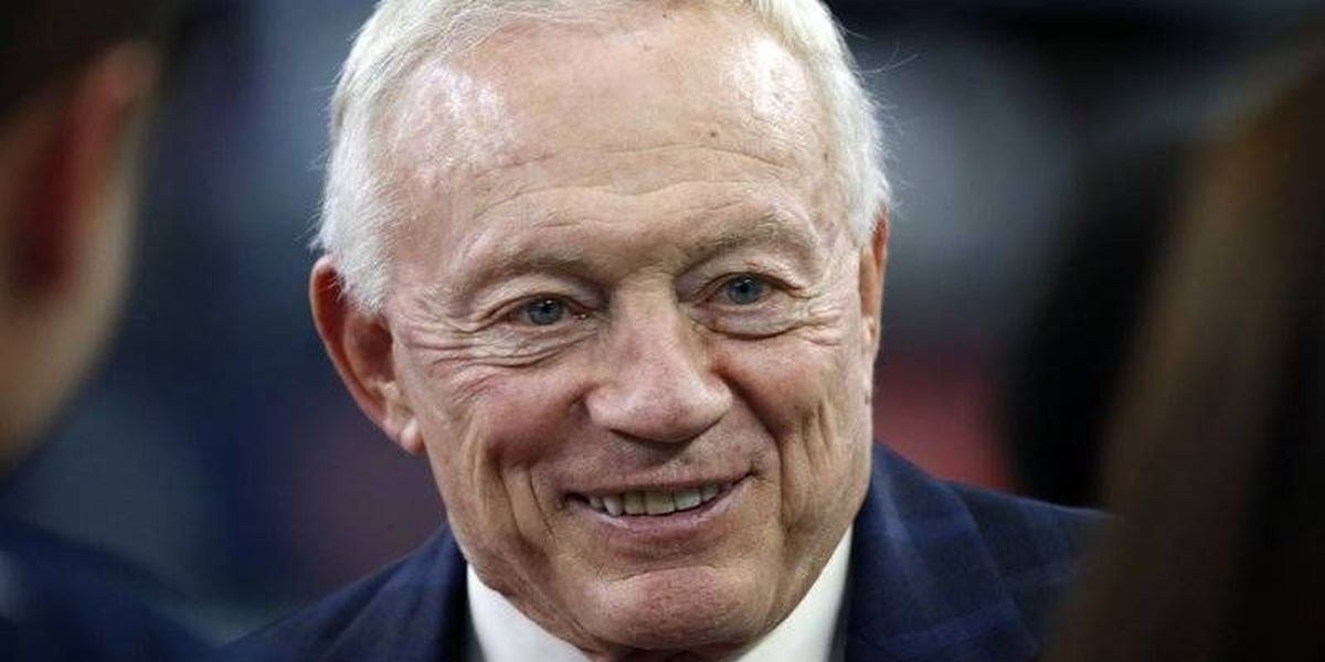 WATCH: Cowboys' Jerry Jones apologizes for racial remark in video