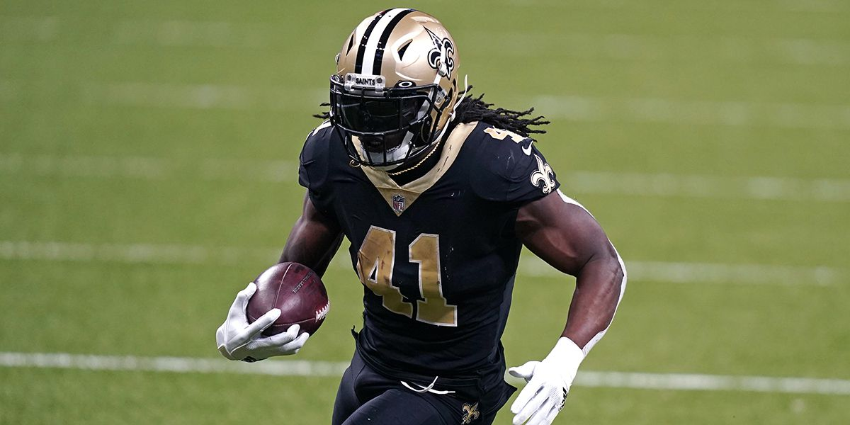 Saints RB Alvin Kamara hints at availability against Bears
